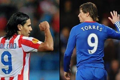 Falcao y Torres lidian su primer duelo goleador