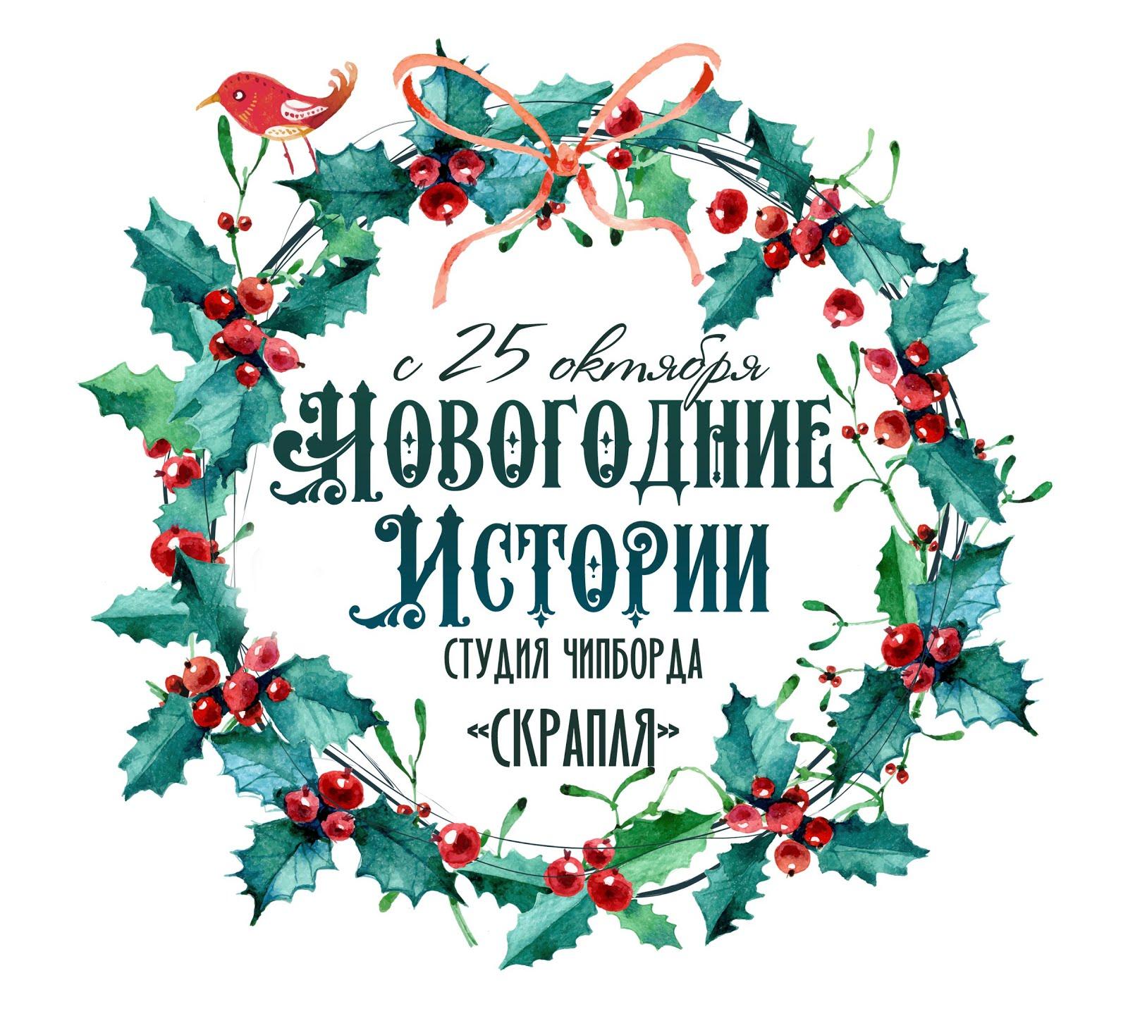 СП Новогодние истории