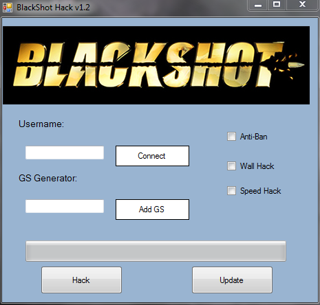 Blackshot Hacks