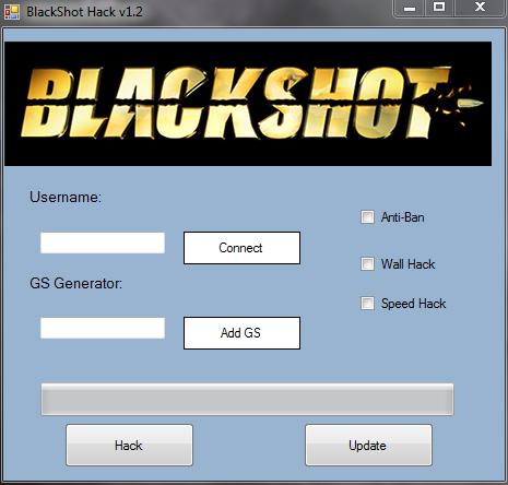 Blackshot Hacks