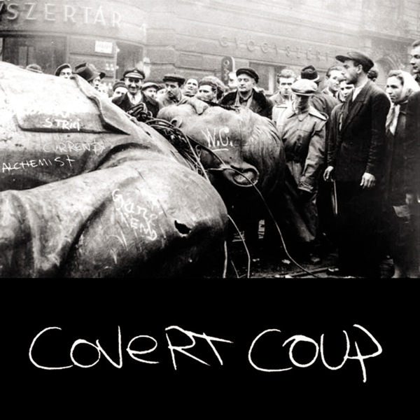 Curren$y - Covert Coup  Cover