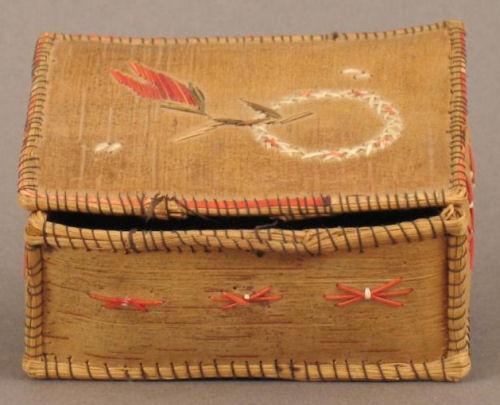 quillwork box