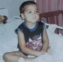 Fernandito Cáceres, 4 años fallecido por LLA ,en Venado Tuerto