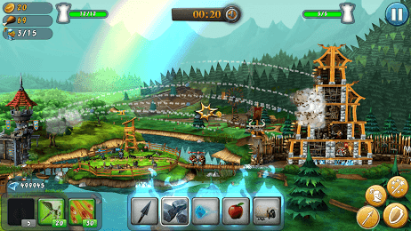 CastleStorm Free to Siege Mod Apk Data
