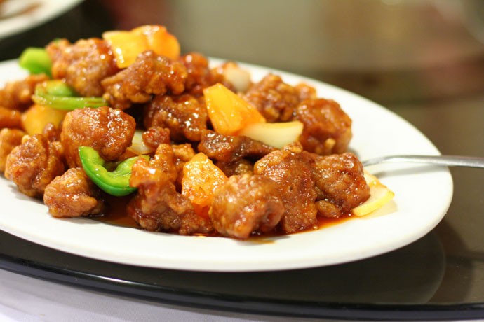 Sweet and Sour Pork Recipe |Chinese Food Recipes 中餐食谱