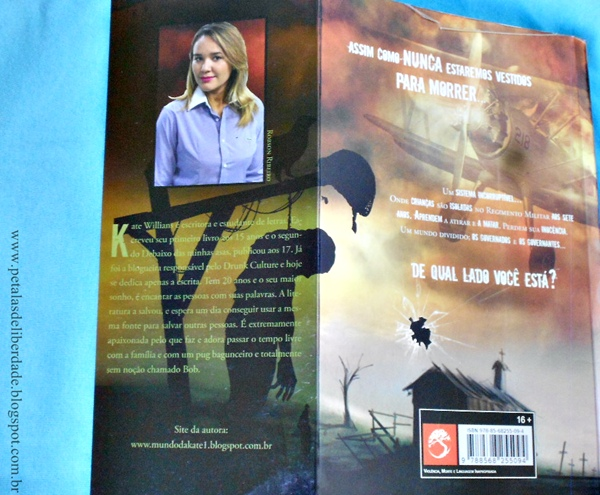Resenha, livro, Distopia, Kate Willians, Arwen, trechos, capa, sinopse, A rainha vermelha