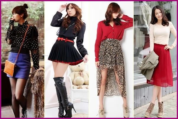 Yeni Moda Etek Modelleri