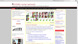 XARXA SOCIAL ACDMA