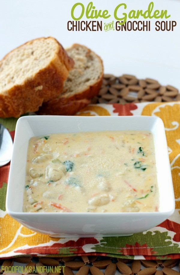 Chicken And Gnocchi Soup Olive Garden Copycat Best Chef Recipes