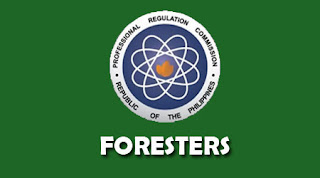 July 2014 Foresters Board Exam Results - July 2014 Foresters List of Passers