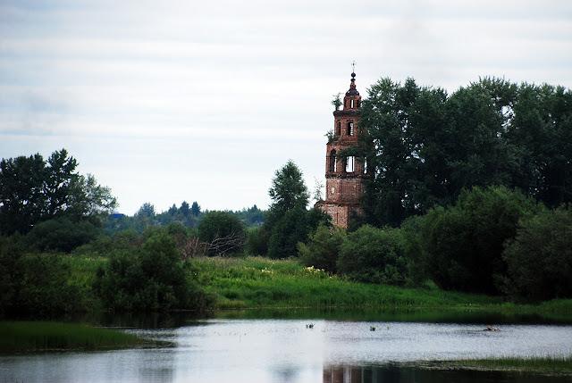 Церковь Владимирской божьей матери