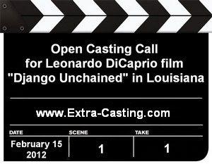 Django Unchained Open Casting Cal