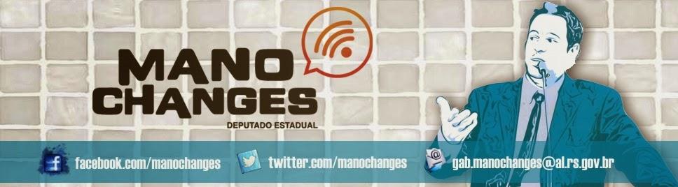 "Mano Changes ""Na comunidade"""