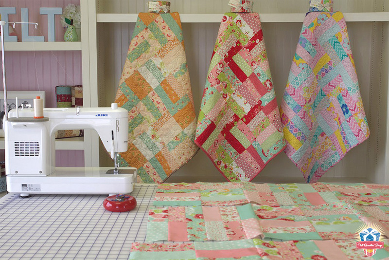 The Jelly Roll Jam A Quilting Life