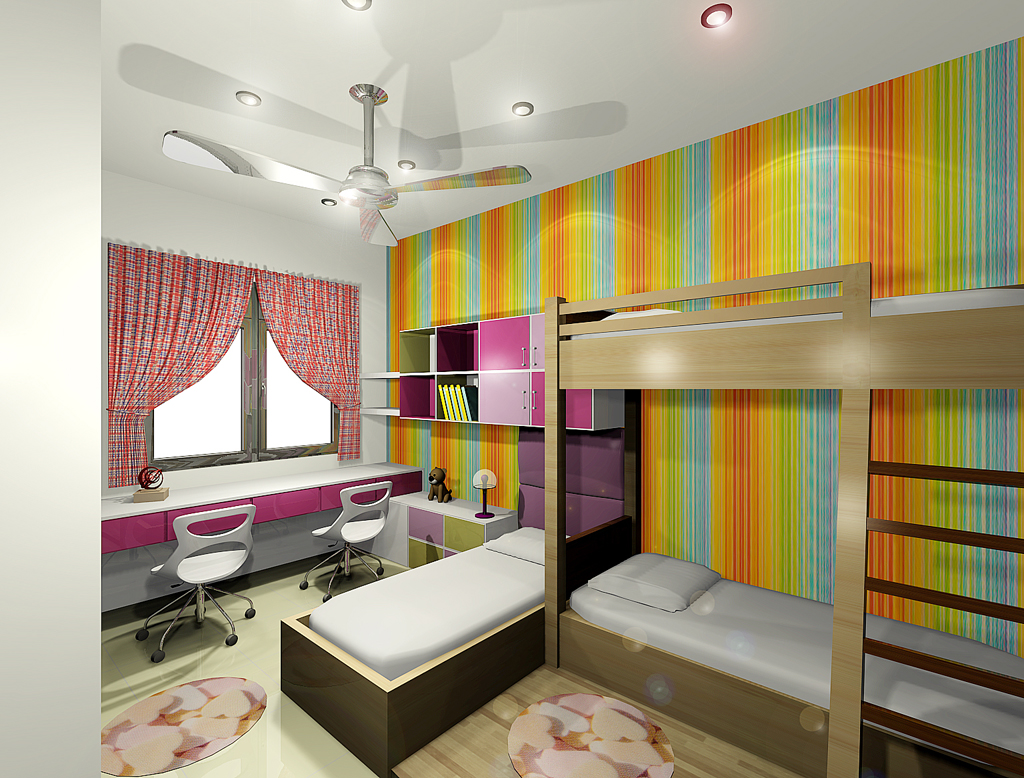 Mica Interior Design and Construction: Bedroom