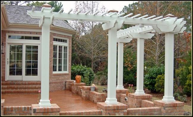 Porch columns lowes la furniture idea for Cypress porch columns