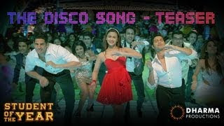 Watch The Disco Song - Disco Deewane Student Of The Year Movie Full Video Song
