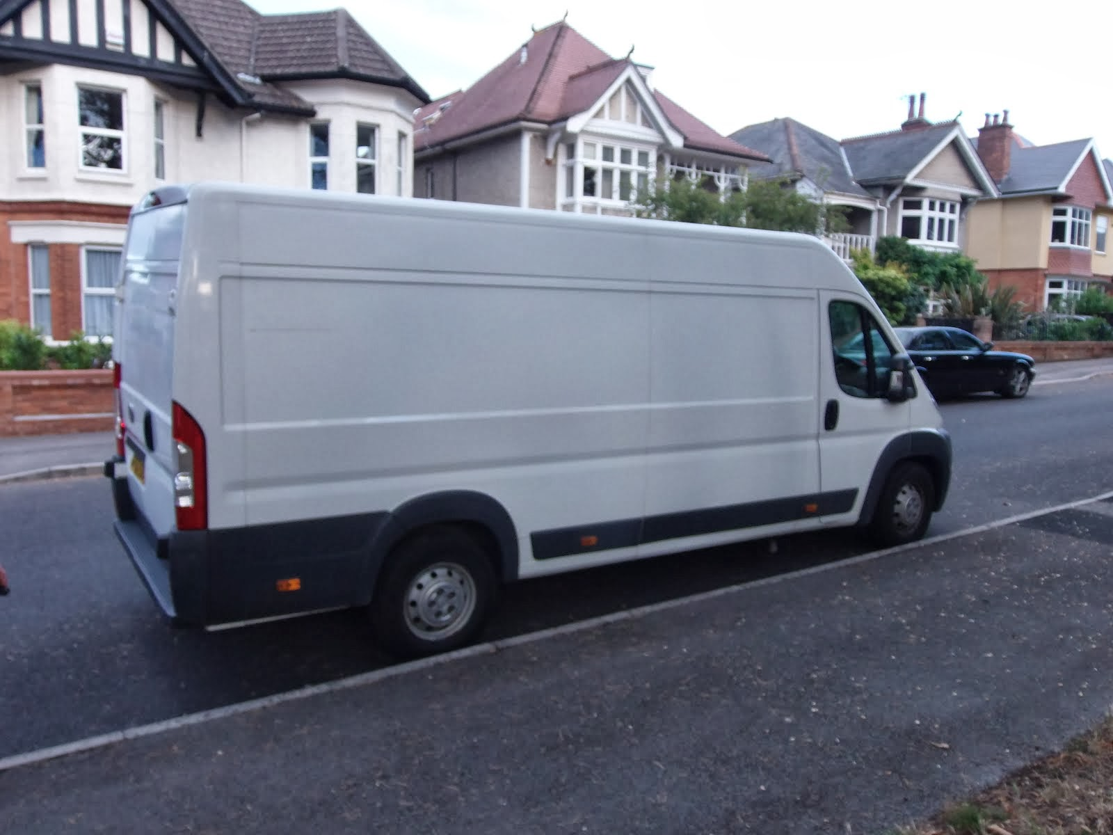 Our Van as of August 2013