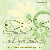 AtoZ Blog Challenge