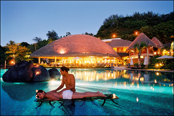 Best wedding destination travel maniac for Best spa vacations in us