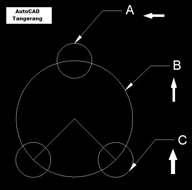 Tutorial Cara Menggunakan Perintah Multileader di AutoCAD.