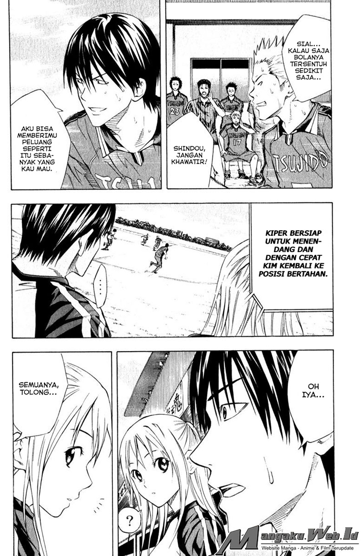 Area no Kishi Chapter 63-2