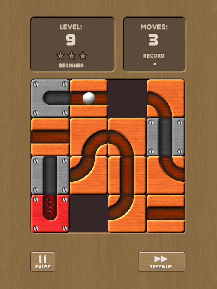 Unroll Me - Unblock The Slots Main Game App
