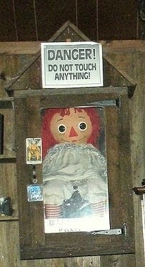 The Real Annabelle