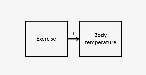 Geog100 1 a geographic approach to physical and human systems the plus sign indicates a positive relationship that we have all experienced we can read this two ways increased exercise leads to increased body publicscrutiny Choice Image