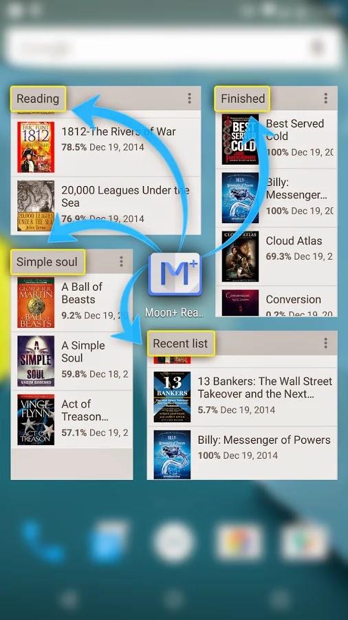 Moon+ Reader Pro v3.3.1