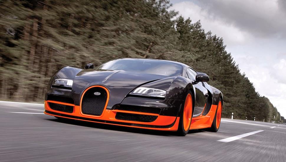 Buggati Veyron 16.4 Super Sport