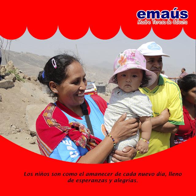 Emaus Madre Teresa