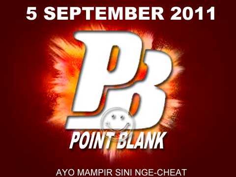 Cheat Pointblank September Humor