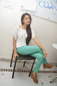 Janani Iyer Photos at Bhadram Success meet-thumbnail-18