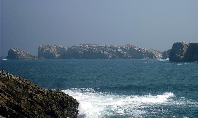 Isla y Ermita de la Virgen del Mar