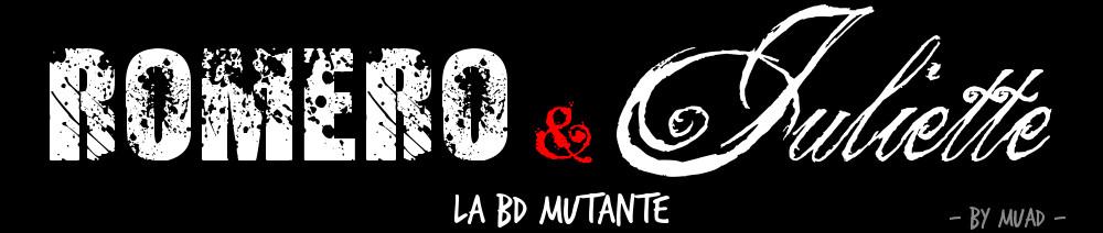 Romero et Juliette, la BD mutante