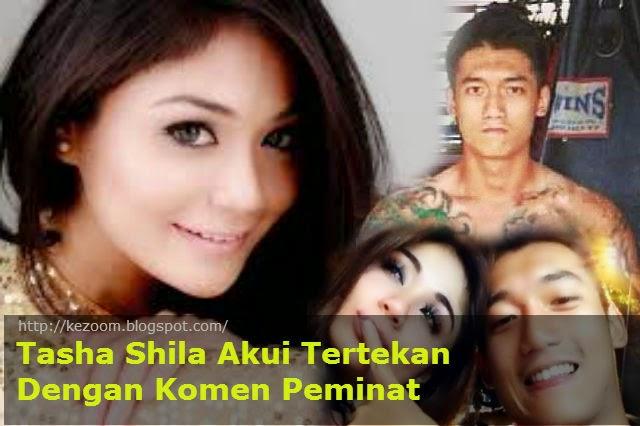 Tasha Shila Akui Tertekan Dengan Komen Peminat