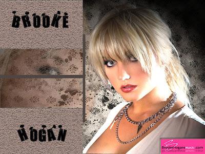 Brooke Hogan,American Pop Singer, Singer