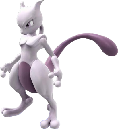 MEWTWO IN SUPER SMASH BROS. WII U AND 3DS!