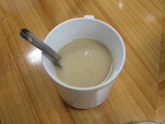 磨細的米糠可以直接當一般的穀粉泡來喝