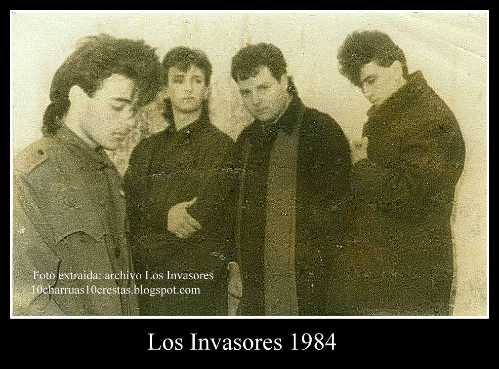 Los Invasores 1984