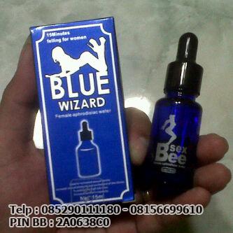 OBAT BLUE WIZARD