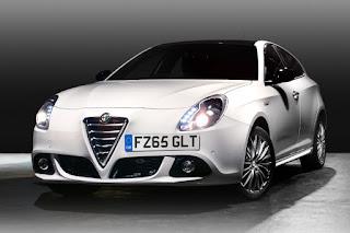 Alfa Romeo Giulietta Collezione (2015) Front Side