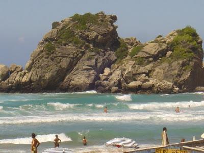 Spiaggia  Corfu