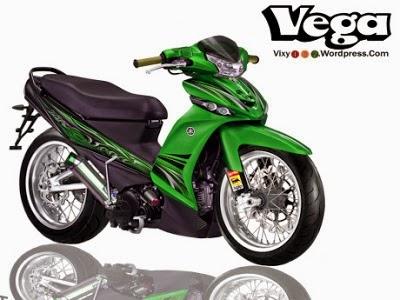 Modif Motor Yamaha Vega Zr