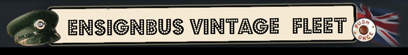 Ensignbus Vintage Fleet updates