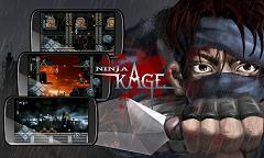 Tải game Ninja Kage cho Android Java