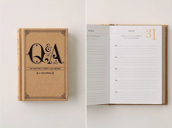 Ma Bicyclette: Positive Thinking | Top 4 Positive & Inspiring Journals - Q&A a day 5 year journal