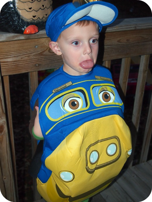 Koko Halloween : Just in time for Halloween, your Chuggington fans can dress up as
