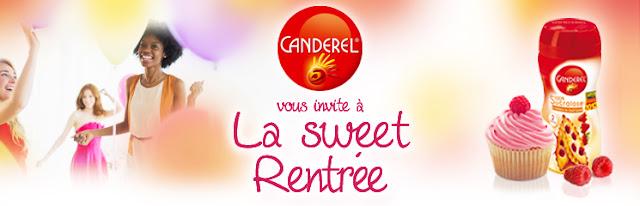 """20 pack Canderel """"Sweet Rentrée"""""""